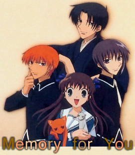 Memory for You - A shrine to the Fruits Basket Anime